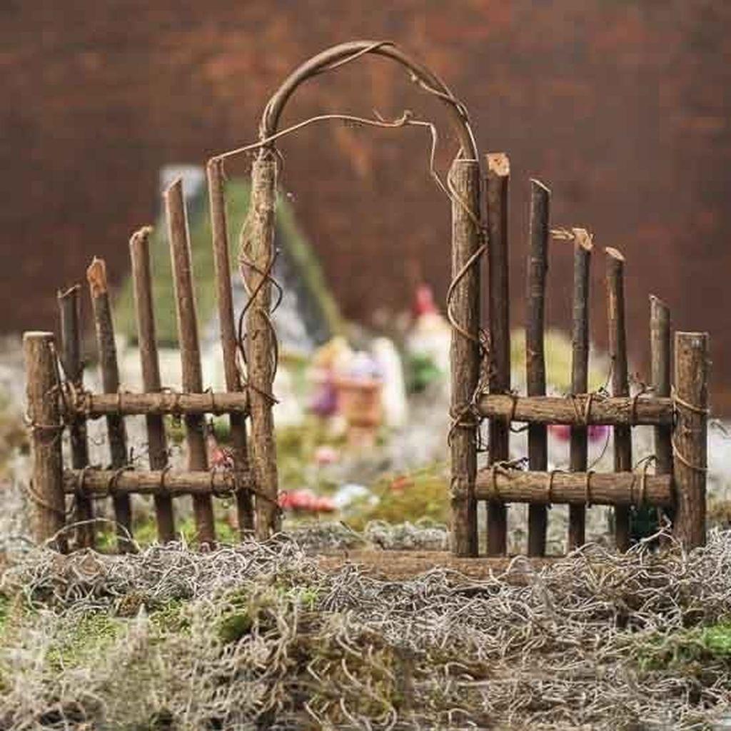 Unordinary Magical Fairy Garden Design Ideas To Try 28