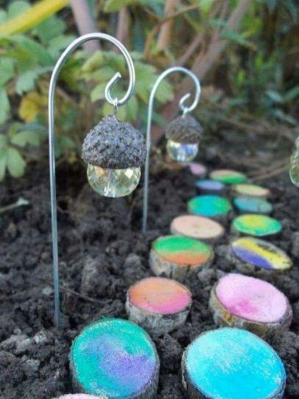 Unordinary Magical Fairy Garden Design Ideas To Try 39