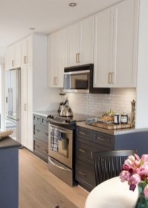 Adorable Kitchen Cabinet Ideas That Looks Neat To Try 12