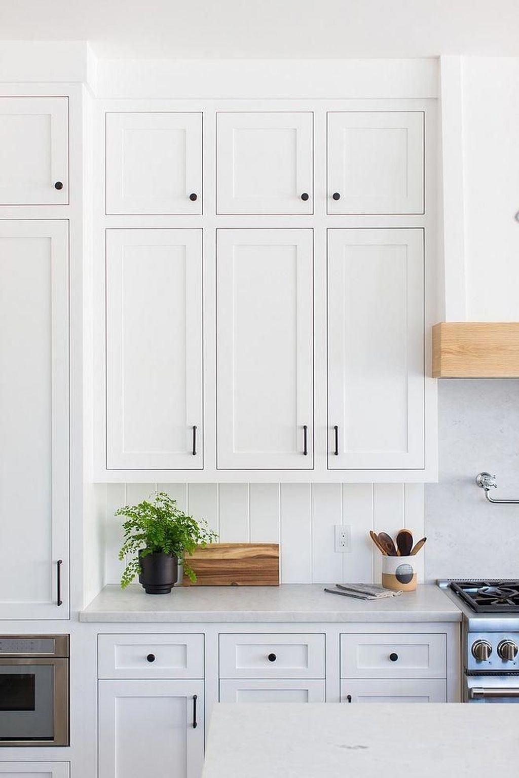 Adorable Kitchen Cabinet Ideas That Looks Neat To Try 23