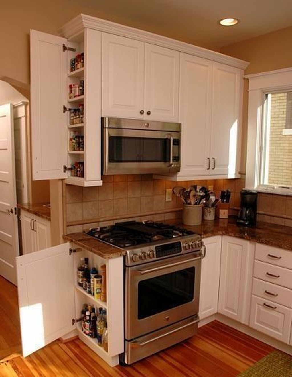 Adorable Kitchen Cabinet Ideas That Looks Neat To Try 39