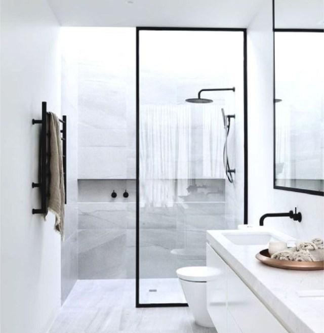 Best Minimalist Bathroom Design Ideas That Trendy Now 02