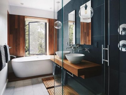Best Minimalist Bathroom Design Ideas That Trendy Now 04
