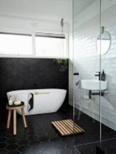 Best Minimalist Bathroom Design Ideas That Trendy Now 05
