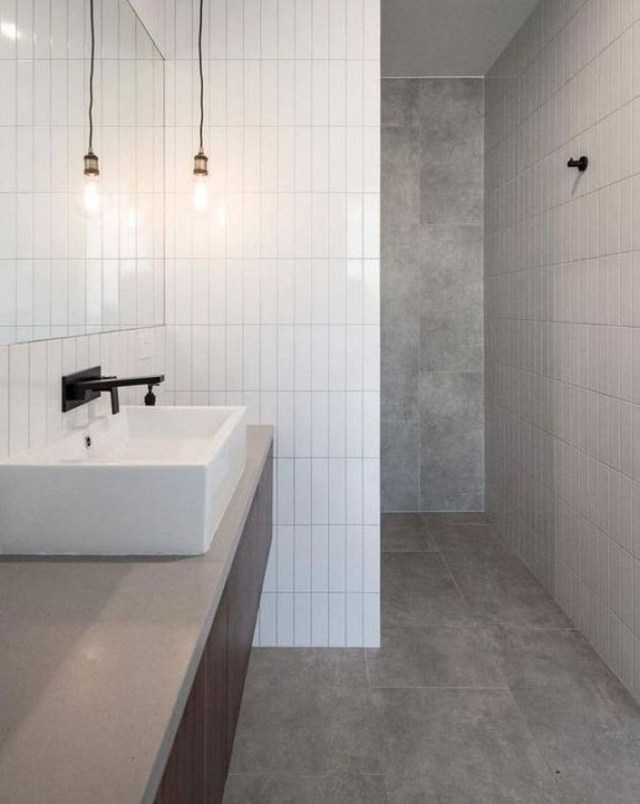 Best Minimalist Bathroom Design Ideas That Trendy Now 09