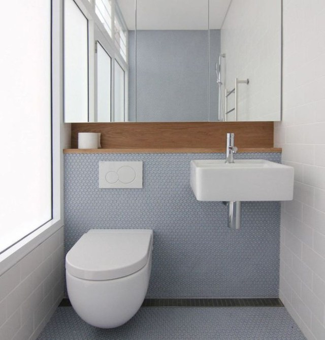 Best Minimalist Bathroom Design Ideas That Trendy Now 12