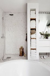 Best Minimalist Bathroom Design Ideas That Trendy Now 16