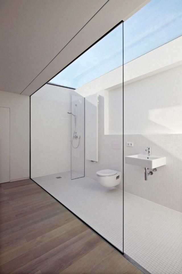 Best Minimalist Bathroom Design Ideas That Trendy Now 18