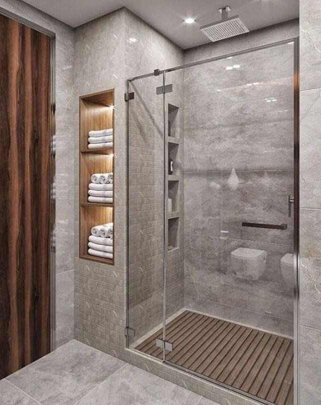 Best Minimalist Bathroom Design Ideas That Trendy Now 19