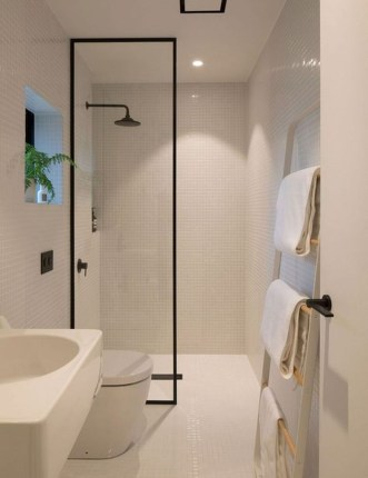 Best Minimalist Bathroom Design Ideas That Trendy Now 23