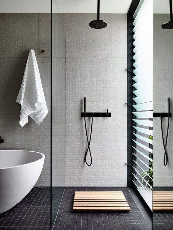 Best Minimalist Bathroom Design Ideas That Trendy Now 26