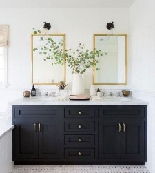 Best Minimalist Bathroom Design Ideas That Trendy Now 30