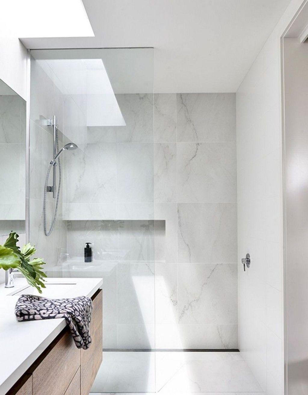 Best Minimalist Bathroom Design Ideas That Trendy Now 31
