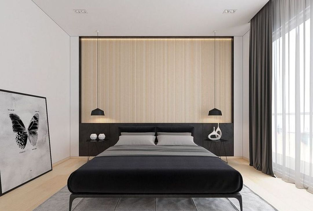 Best Minimalist Bedroom Design Ideas To Try Asap 04