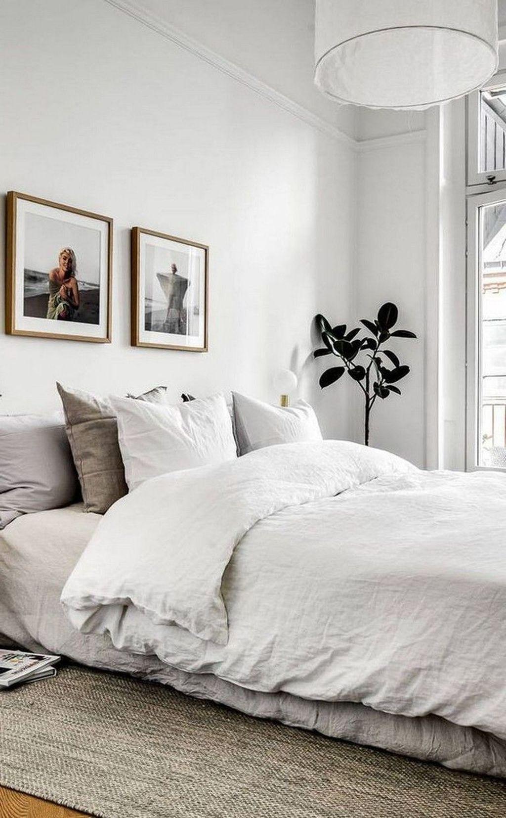 Best Minimalist Bedroom Design Ideas To Try Asap 32