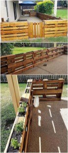 Brilliant Diy Projects Pallet Garden Design Ideas On A Budget 05