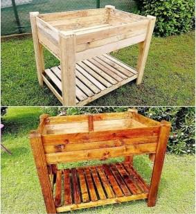Brilliant Diy Projects Pallet Garden Design Ideas On A Budget 07