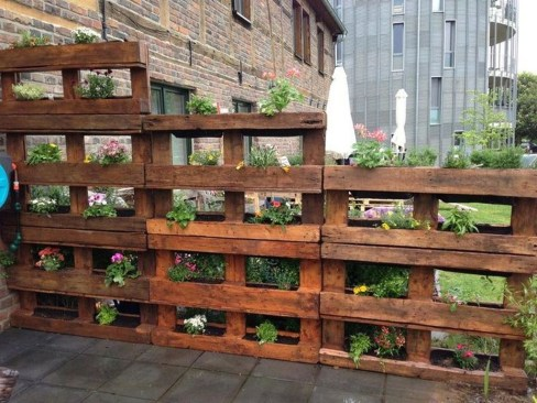 Brilliant Diy Projects Pallet Garden Design Ideas On A Budget 11