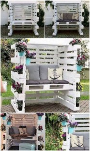 Brilliant Diy Projects Pallet Garden Design Ideas On A Budget 25