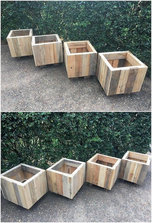 Brilliant Diy Projects Pallet Garden Design Ideas On A Budget 27