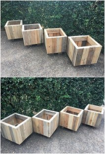 Brilliant Diy Projects Pallet Garden Design Ideas On A Budget 27