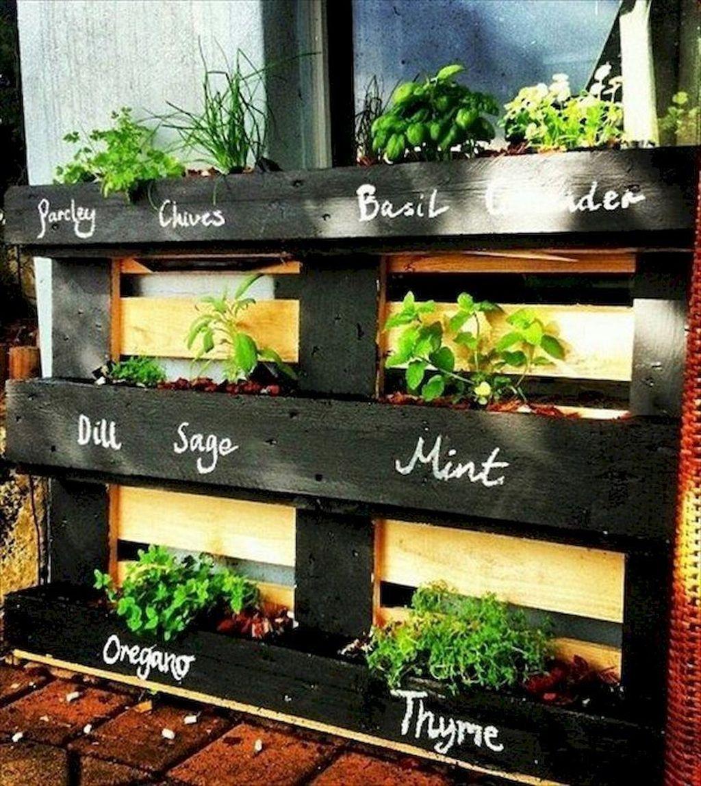 Brilliant Diy Projects Pallet Garden Design Ideas On A Budget 28