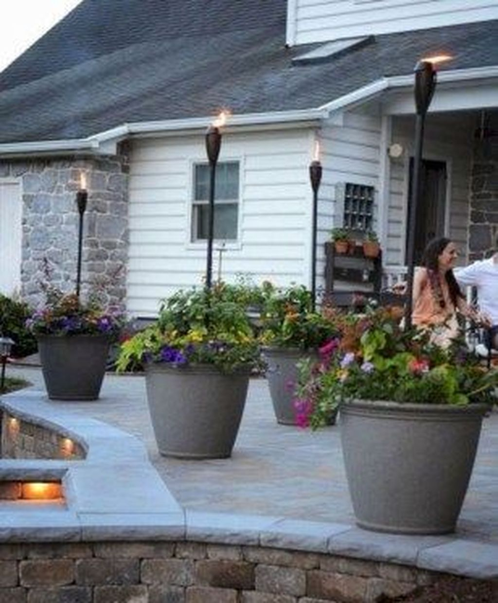 Captivating Diy Patio Gardens Ideas On A Budget To Try 30
