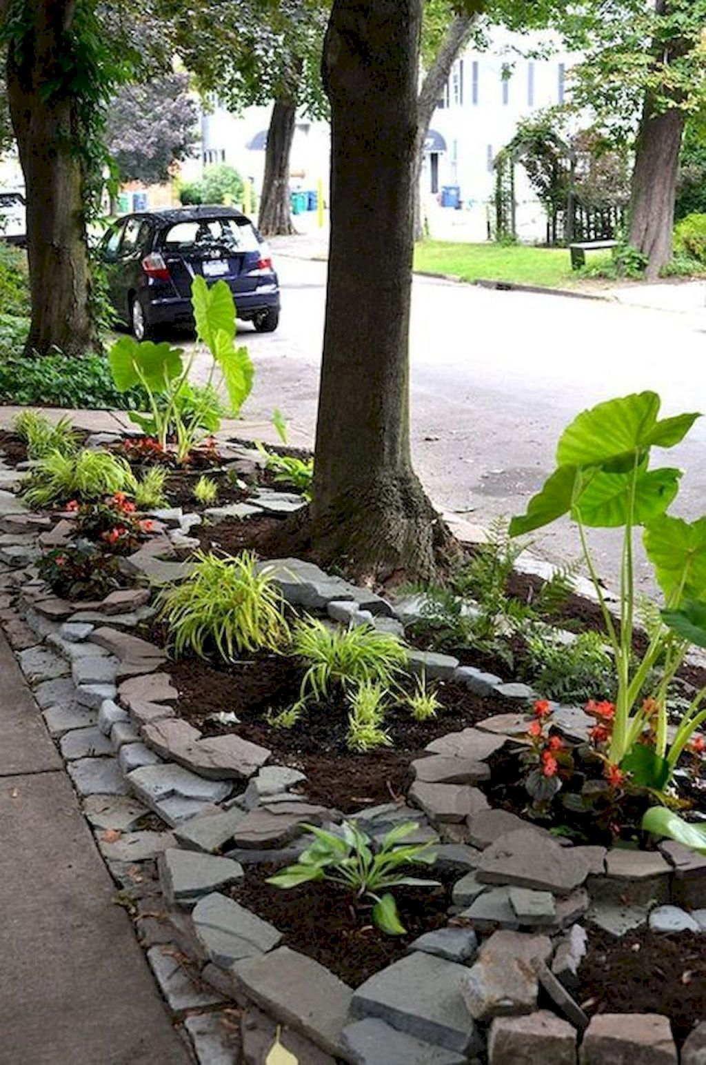 Casual Rock Garden Landscaping Design Ideas To Try This Year 16