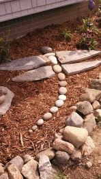 Casual Rock Garden Landscaping Design Ideas To Try This Year 20