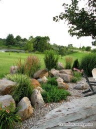 Casual Rock Garden Landscaping Design Ideas To Try This Year 29