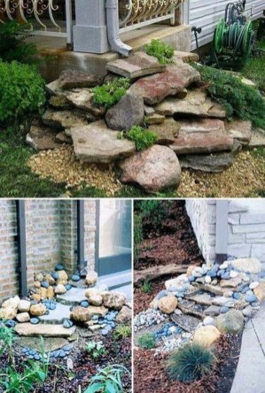 Casual Rock Garden Landscaping Design Ideas To Try This Year 33