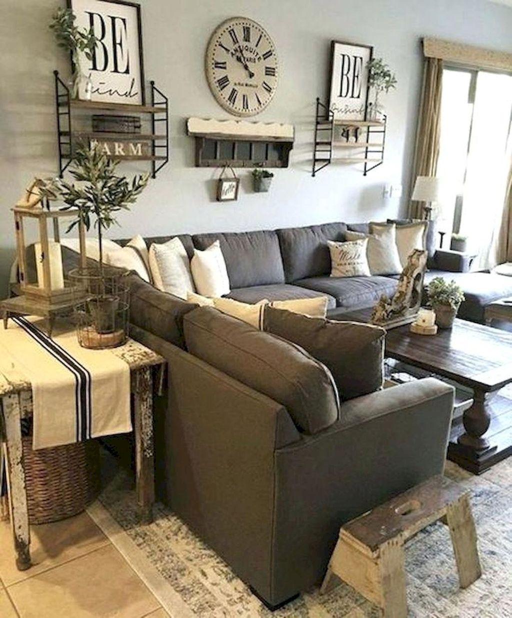 Catchy Farmhouse Apartment Interior Design Ideas To Try Now 13