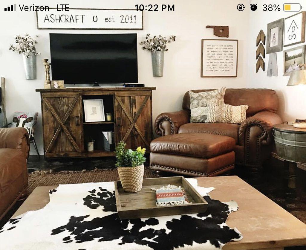Catchy Farmhouse Apartment Interior Design Ideas To Try Now 27