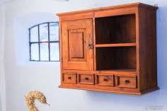 Cool Diy Wooden Cabinet Design Ideas For Book To Try 29