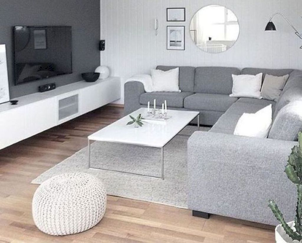 Cool Living Room Design Ideas To Make Look Confortable For Guest 19