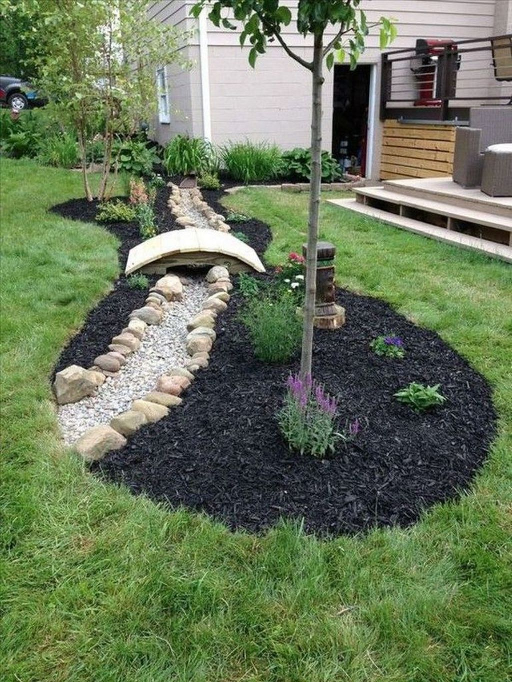 Excellent Backyard Landscaping Ideas That Looks Cool 08