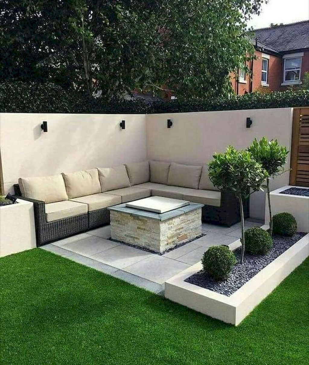 Excellent Backyard Landscaping Ideas That Looks Cool 29