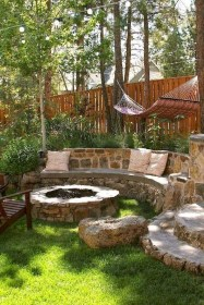 Excellent Backyard Landscaping Ideas That Looks Cool 32