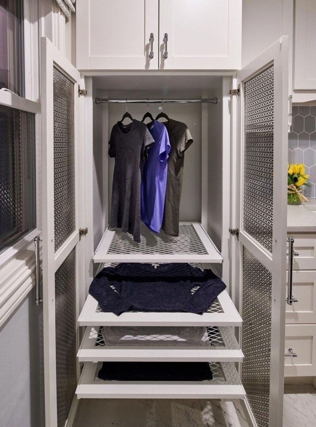 Hottest Diy Drying Place Design Ideas To Try 05