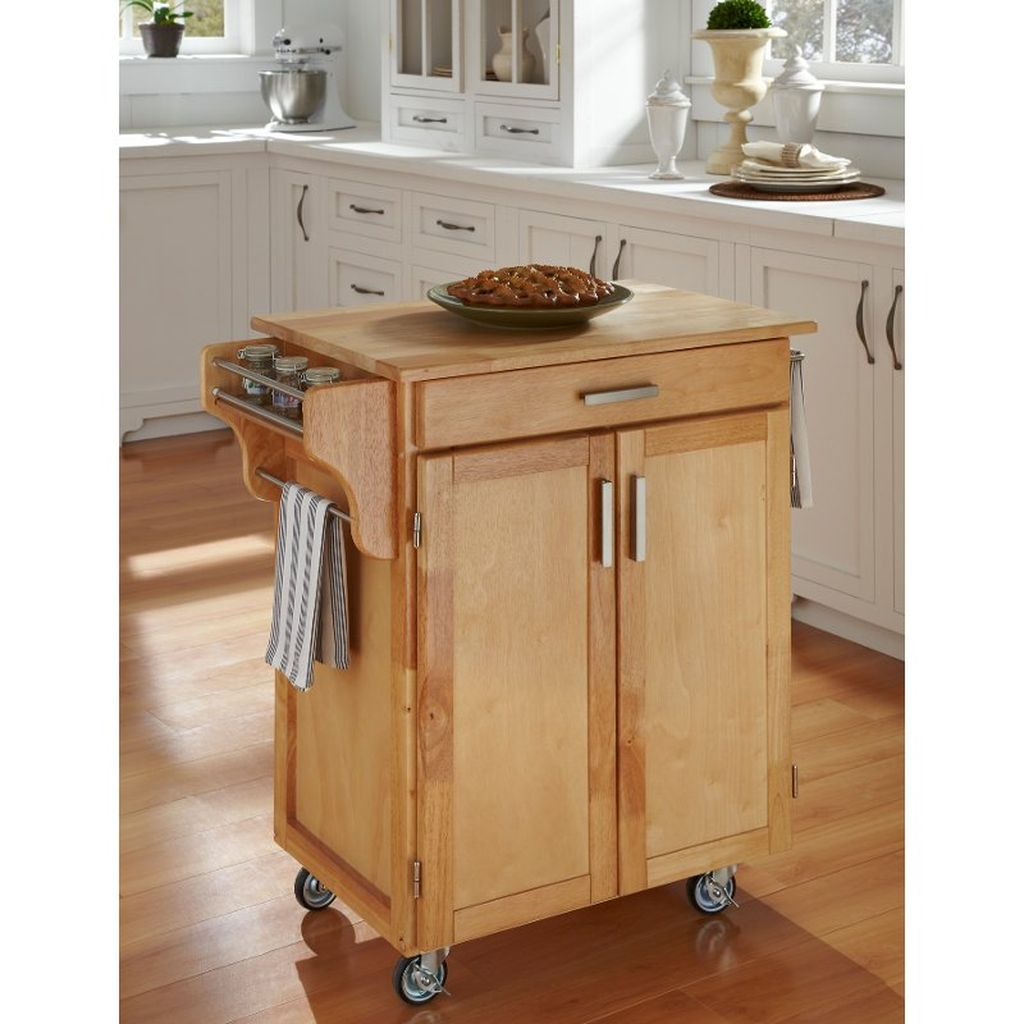 Hottest Wood Kitchen Set Design Ideas That You Can Try 13