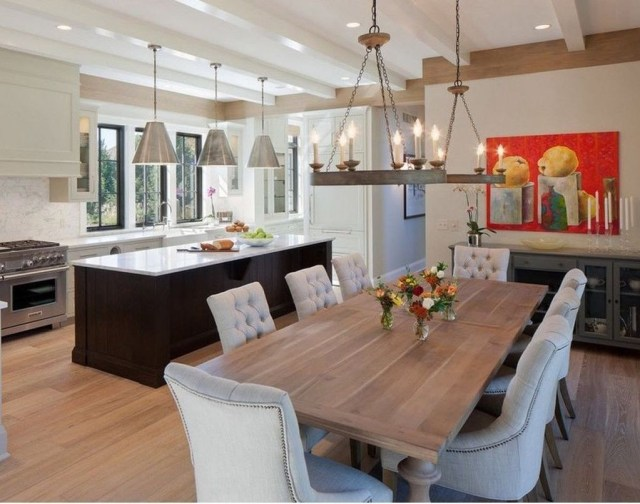Hottest Wood Kitchen Set Design Ideas That You Can Try 38