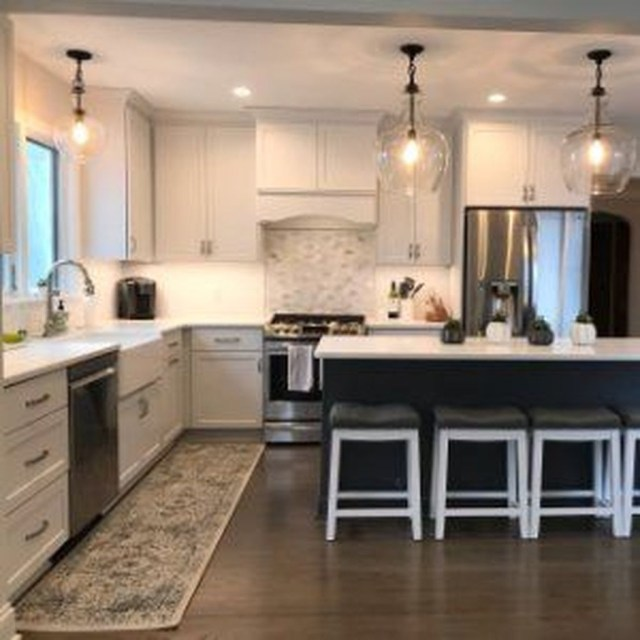Hottest Wood Kitchen Set Design Ideas That You Can Try 39