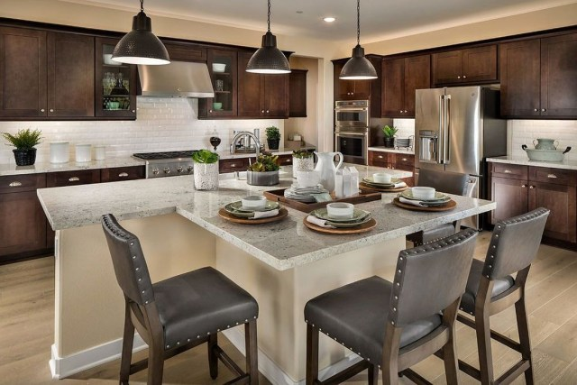 Hottest Wood Kitchen Set Design Ideas That You Can Try 41
