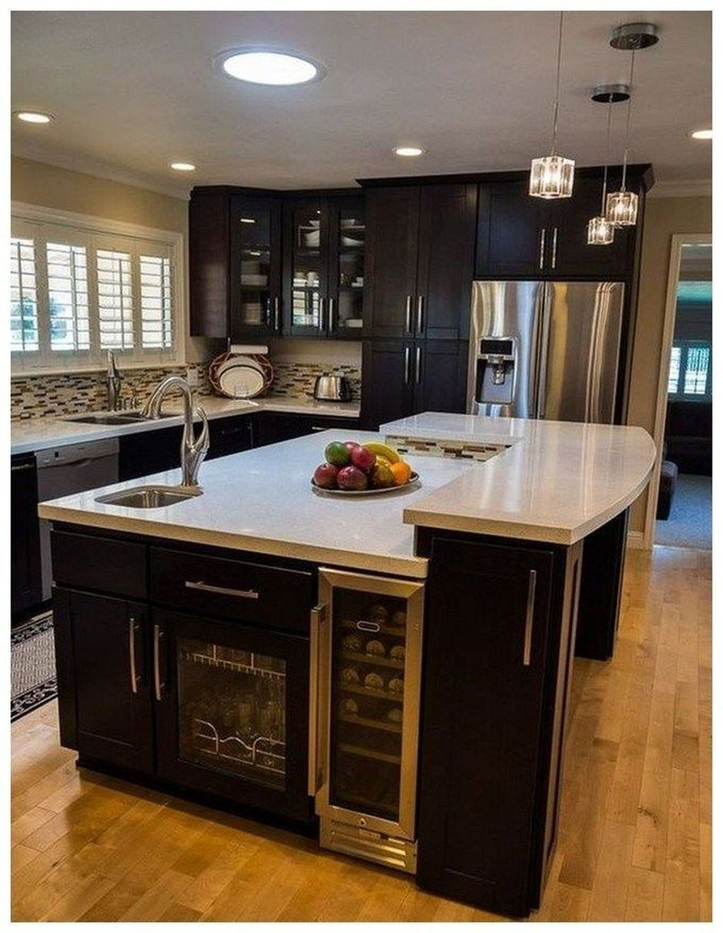 Impressive Kitchen Design Ideas You Can Try In Your Dream Home 02