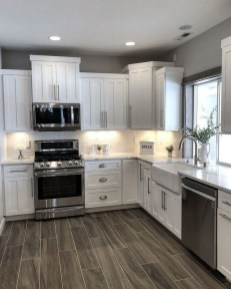 Impressive Kitchen Design Ideas You Can Try In Your Dream Home 30