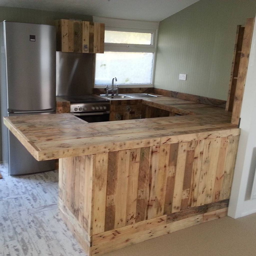 Incredible Diy Kitchen Pallets Ideas You Need To See Today 10