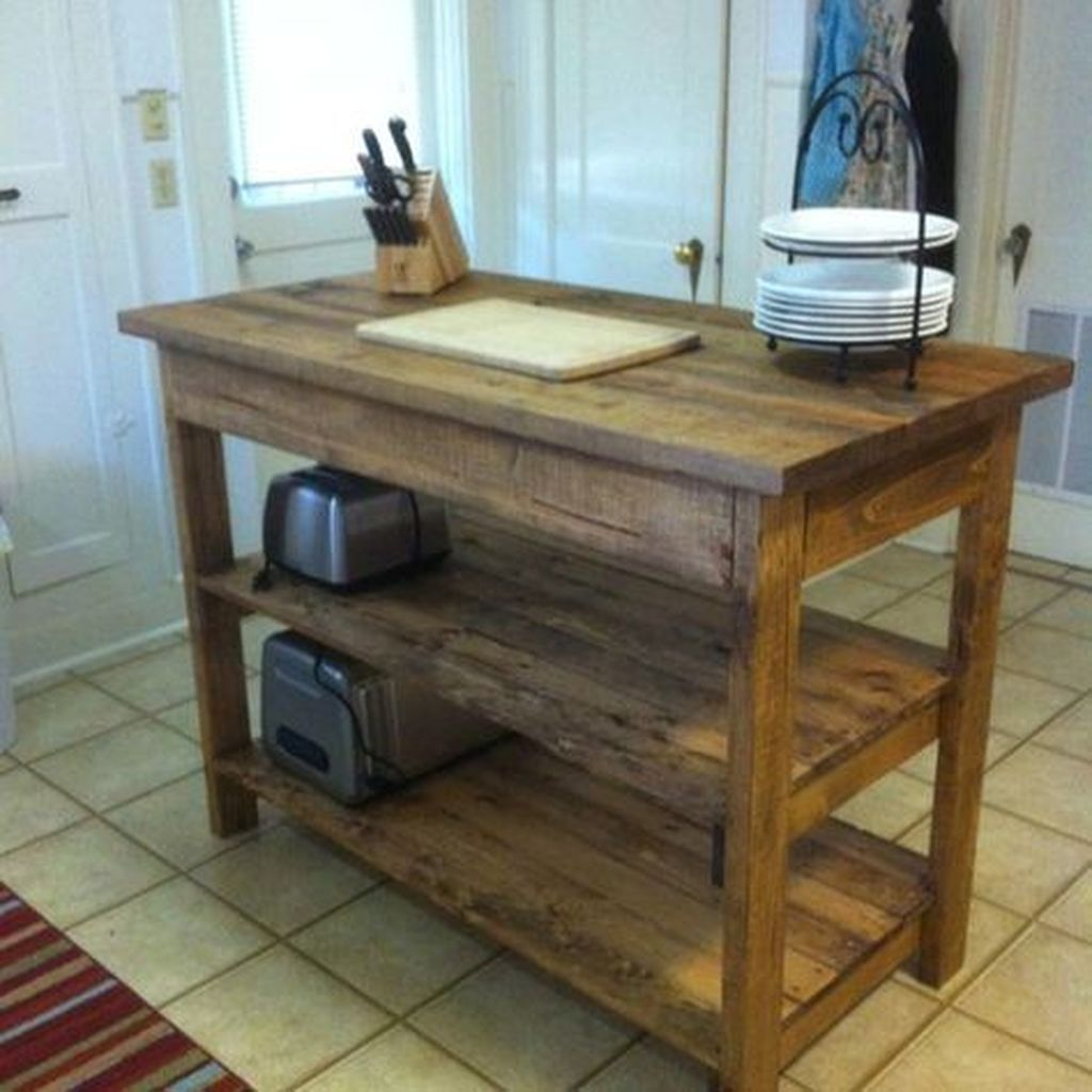Incredible Diy Kitchen Pallets Ideas You Need To See Today 34