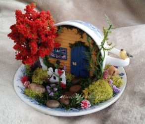 Inspiring Diy Teacup Mini Garden Ideas To Add Bliss To Your Home 14