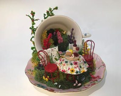 Inspiring Diy Teacup Mini Garden Ideas To Add Bliss To Your Home 18
