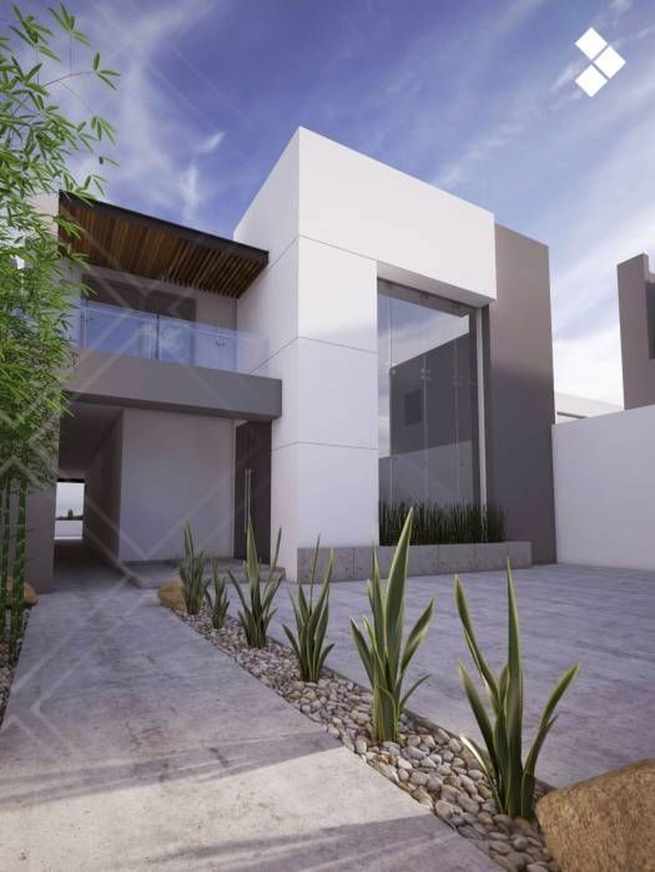 Inspiring Minimalist Frontyard Design Ideas To Try Asap 11